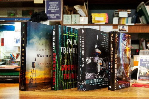 12 new science fiction and fantasy books to check out this July