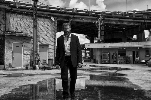 Logan's black-and-white cut is coming to theaters on May 16th