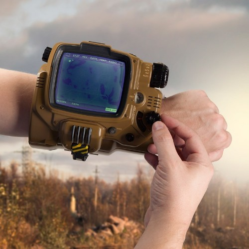 New Fallout Pip-Boy replica is a $350 'smartwatch' for phone calls and text messages