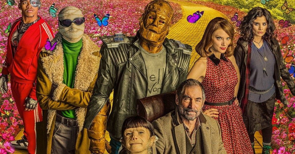 Doom Patrol, Harley Quinn, and Titans head to HBO Max as DC Universe transforms