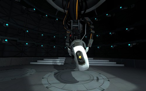 Watch GLaDOS from 'Portal' explain the difference between fission and fusion