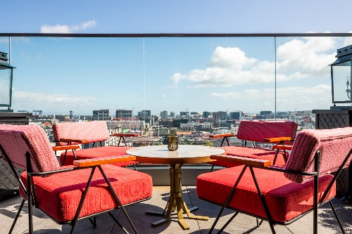 9 Extremely Pleasant Bay Area Rooftop Bars