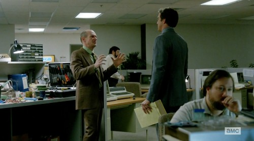 Close Up: floppy disks and fashion in 'Halt and Catch Fire'