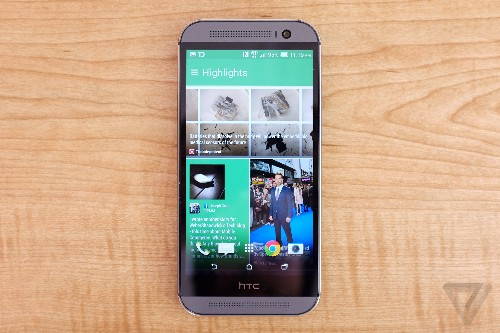 HTC's news reader and 'Zoe' camera apps will be made available for other Android phones