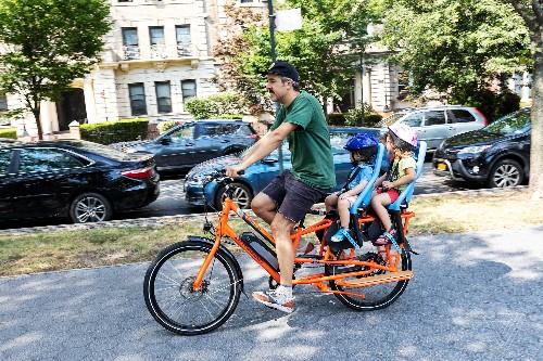 RadWagon electric cargo bike review: the SUV of e-bikes