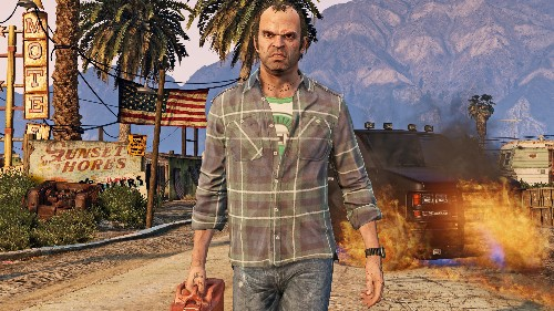 Grand Theft Auto V on PC has been delayed until March