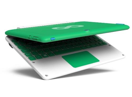 Infinity:One is OLPC XO's bigger, more responsible sibling