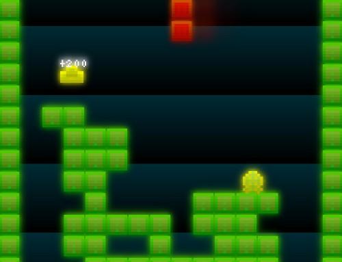 'Scaffold Now' turns 'Tetris' into an addictive and irritating platformer