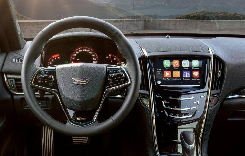 2016 Cadillac models will get CarPlay and Android Auto