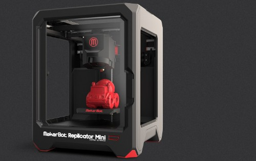 MakerBot unveils the Replicator Mini and Z18, its biggest and smallest 3D printers yet