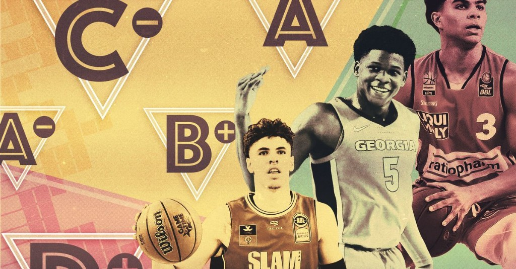 2020 NBA Draft Winners, Losers, and Overreactions - cover