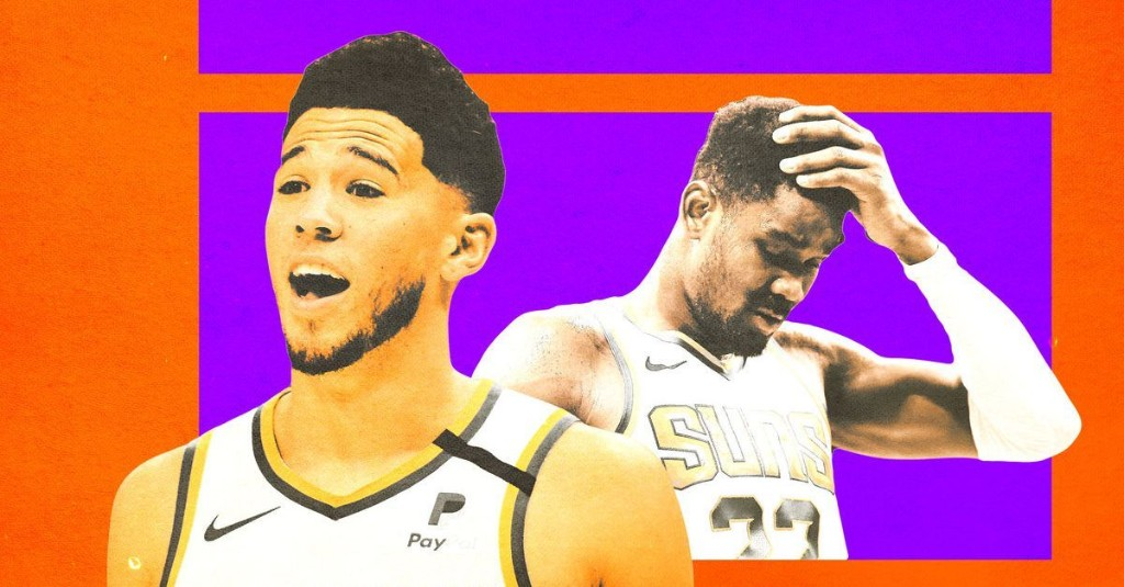 Let the Suns in the Playoffs, You Cowards