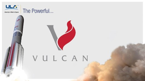 The United Launch Alliance's new rocket will be called Vulcan