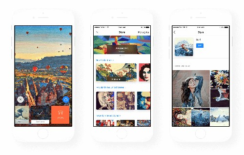 Prisma will let you create your own artistic filters in the future