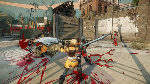 'Battlecry' is a multiplayer action game without any guns