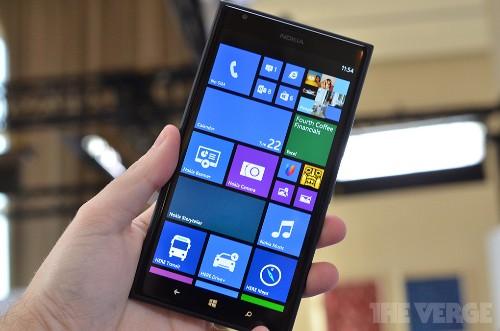 Nokia's 6-inch Lumia 1520 launches on November 22nd alongside Xbox One