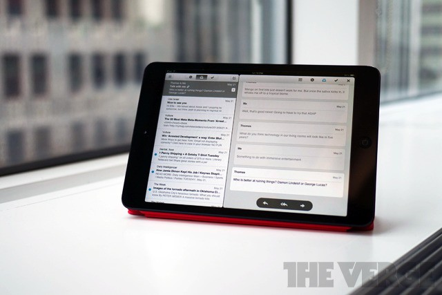 Mailbox launches an iPad app, but Gmail poses a greater threat than ever