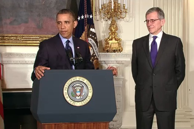 New FCC chairman Tom Wheeler appears to have conflicting views on net neutrality