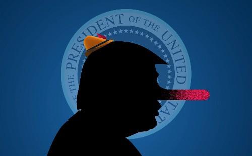 Trump's Bullshit - cover