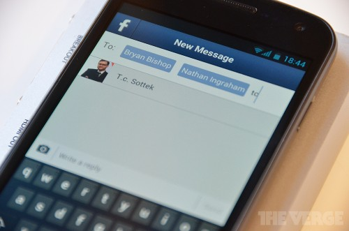 Facebook rolls out free voice calling for Android users in the US