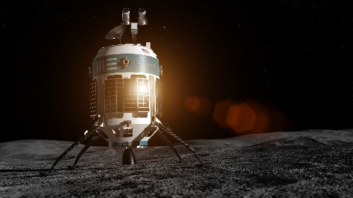 To mine the Moon, private company Moon Express plans to build a fleet of robotic landers