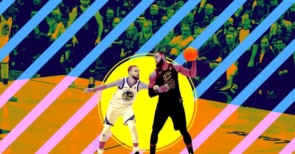 Why Isn't LeBron James Dominating the Mismatch Against Steph Curry?