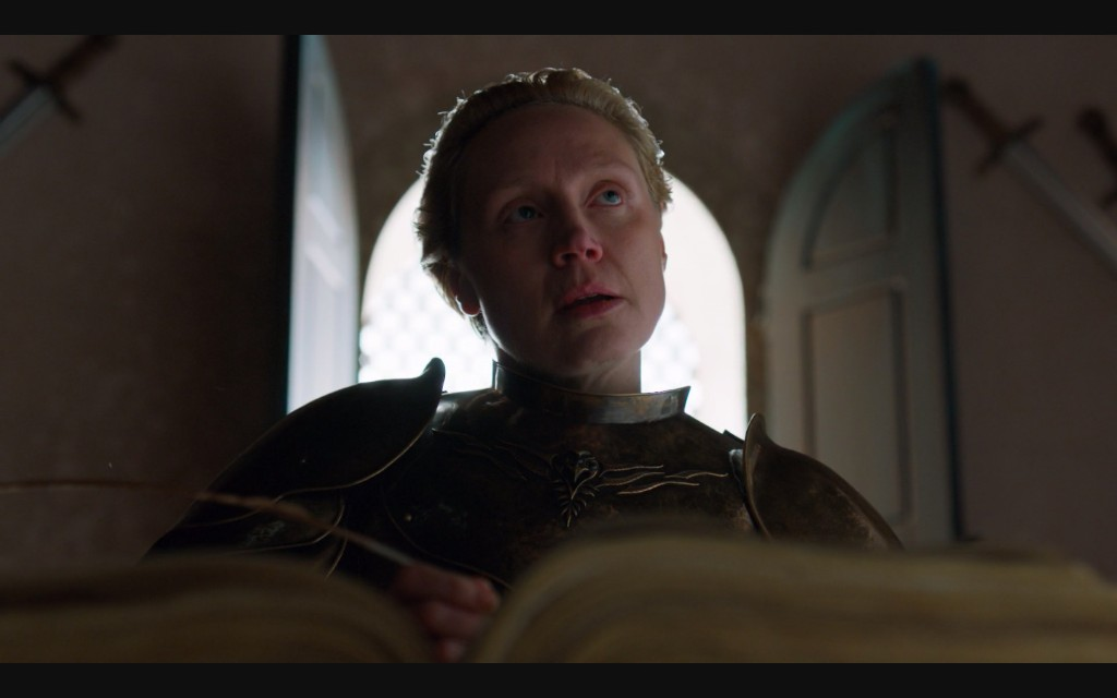 Game of Thrones fans are giving Brienne the ending she deserved