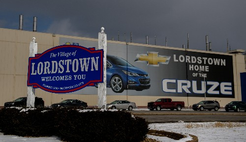 GM is building an EV battery factory with LG Chem in Lordstown, Ohio