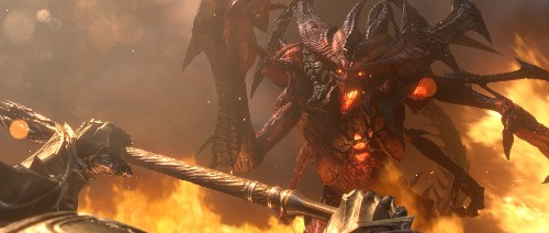 With Diablo III and Dark Souls for Switch, you never have to leave the dungeon