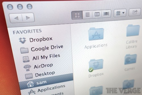 Dropbox update adds screenshot sharing and one-click import for iPhoto libraries