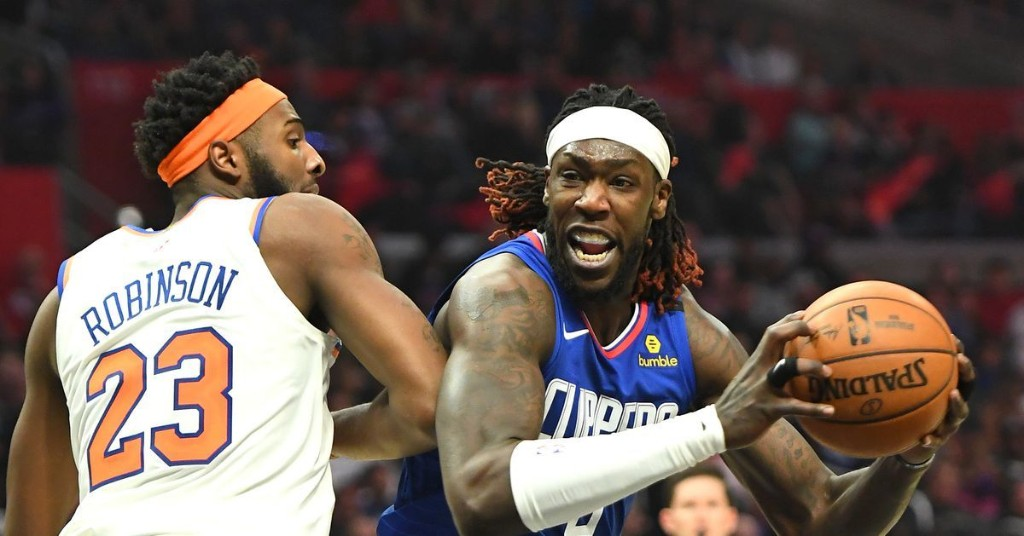 If Montrezl Harrell leaves the Clippers, where would he go?
