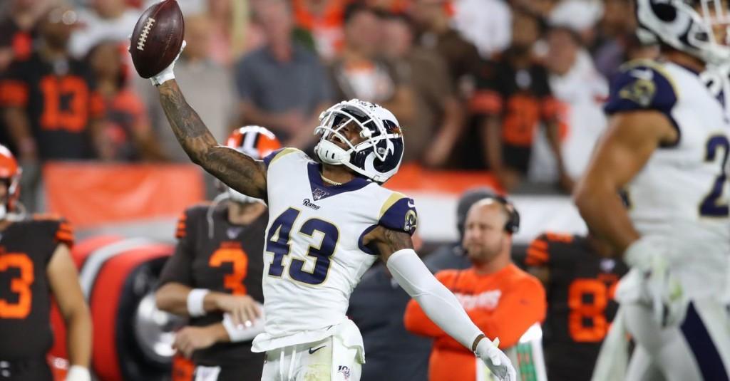 Rams safety John Johnson wants the first interception at SoFi Stadium