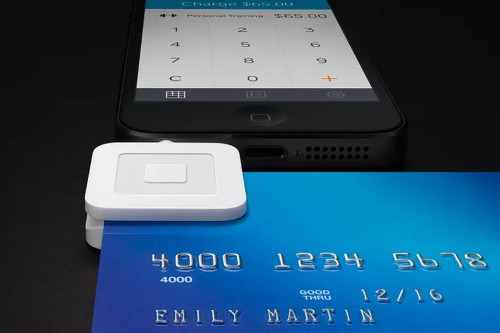 Square is officially a public company