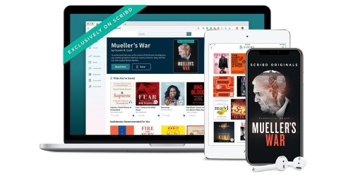 Reading platform Scribd launches original content offering for subscribers