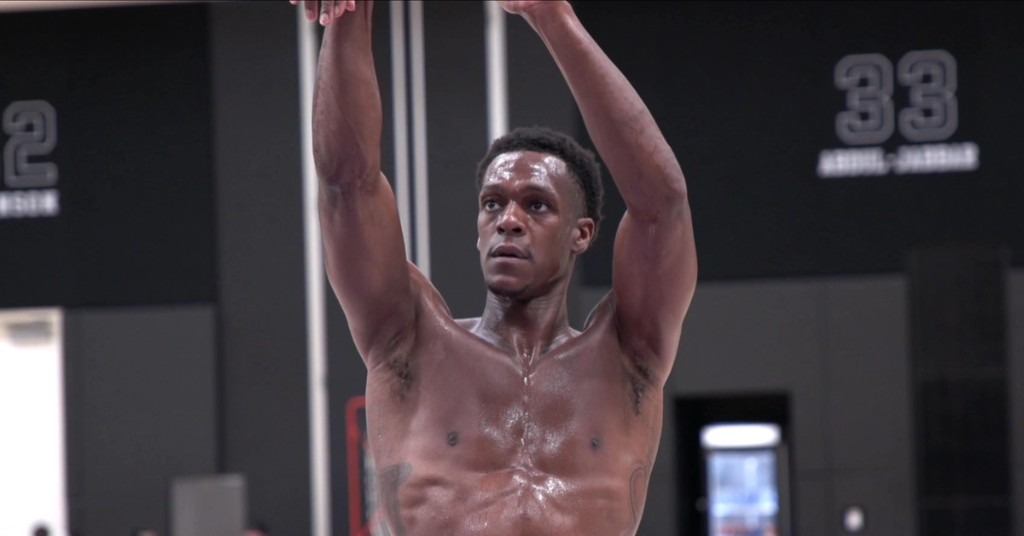 Lakers source says Rajon Rondo 'looks like he's 21 years old again' in workouts
