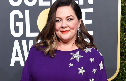 Melissa McCarthy Smuggled a Bunch of Ham Sandwiches Into the Golden Globes