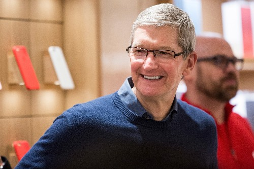 Read Tim Cook's email to Apple employees about its fight against the FBI
