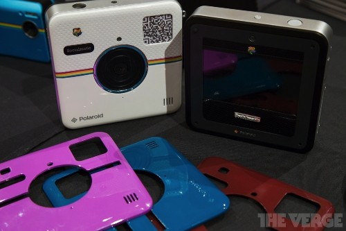 Polaroid's Socialmatic hybrid digital/instant film camera is coming this fall for $299