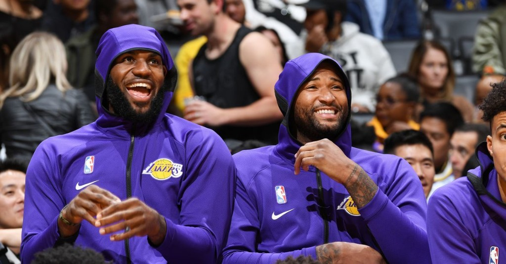 DeMarcus Cousins says anyone who doesn't pick LeBron James over Giannis Antetokounmpo is 'a hater'
