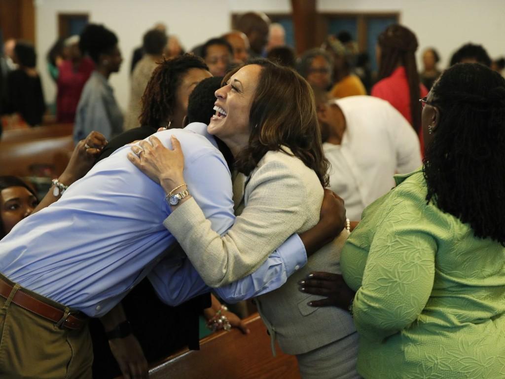 Kamala Harris brings Baptist, interfaith roots to Democratic ticket