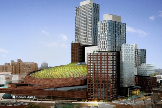 The world's most high-tech stadium is getting a green roof