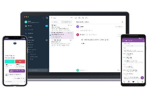 Astro email app now includes a built-in calendar