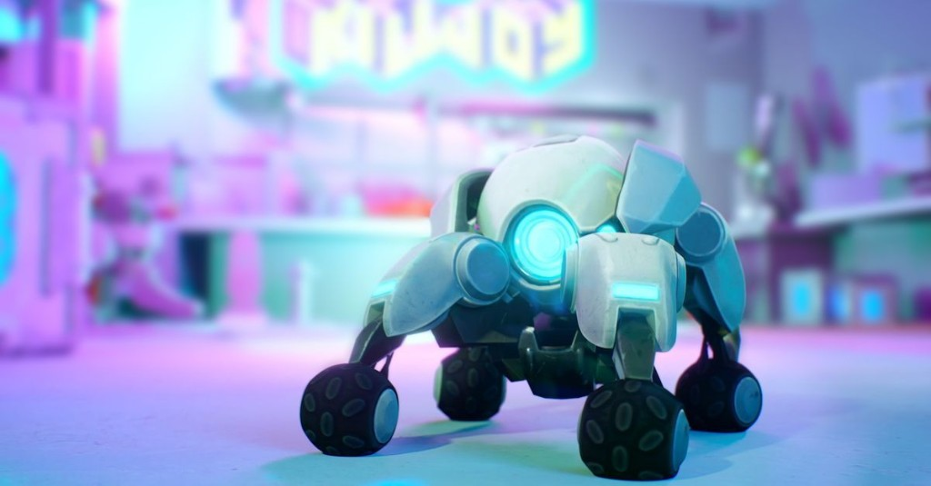 Valorant's newest hero has some adorable robots