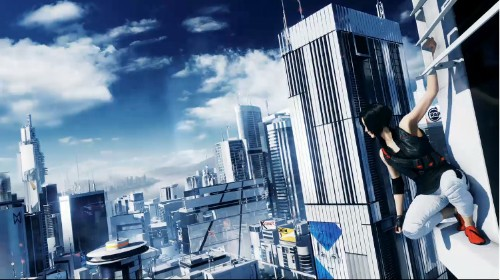 EA gets a chance to do parkour right with a new 'Mirror's Edge' game
