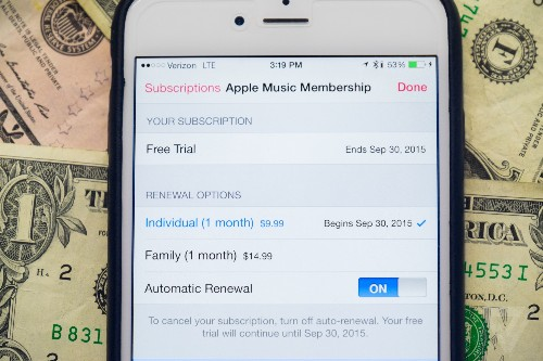 How to turn off Apple Music's auto-renewal before your free trial ends