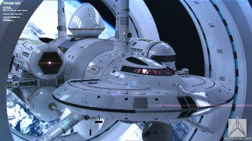 We could travel to new worlds in NASA's starship Enterprise