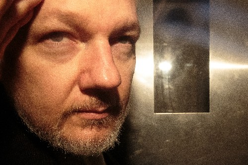 Julian Assange is facing 17 new criminal charges