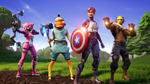 Fortnite's second Avengers crossover launches today