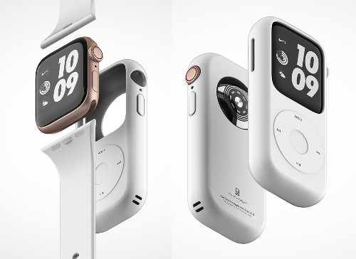 We've come full circle with this Apple Watch iPod nano concept