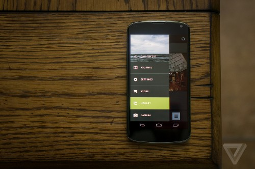 VSCO Cam brings its simple interface and powerful photo-editing tools to Android